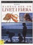 Omslagsbilde av Barnas bok om livet i fjæra