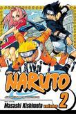 Omslagsbilde av Naruto volume 2