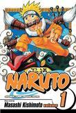 Omslagsbilde av Naruto volume 1