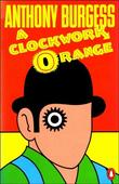 Omslagsbilde av A Clockwork Orange