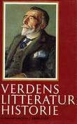 Omslagsbilde av Verdens litteraturhistorie. Bd. 10