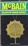 Omslagsbilde av Blod på varm asfalt