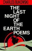 Omslagsbilde av The Last Night of the Earth Poems