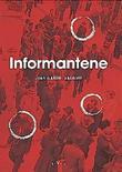 Omslagsbilde av Informantene
