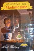 Omslagsbilde av Historien om madame Curie