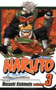 Omslagsbilde av Naruto volume 3