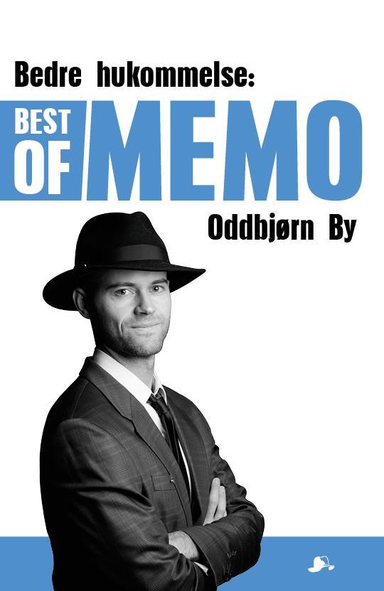 """""""Bedre hukommelse - best of memo"""" av Oddbjørn By"""