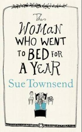"""""""The woman who went to bed for a year"""" av Sue Townsend"""
