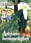 """""""Adrians hemmelighet - og andre fortellinger"""" av Kari Vinje"""