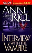 """Interview with the vampire - book I of The vampire chronicles"" av Anne Rice"