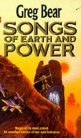 """Songs of Earth and Power - ""Infinity Concerto"" and ""Serpent Mage"""" av Greg Bear"