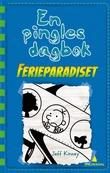 """""""Ferieparadiset"""" av Jeff Kinney"""