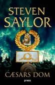 """""""Cæsars dom"""" av Steven Saylor"""
