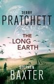 """""""The long earth"""" av Terry Pratchett"""