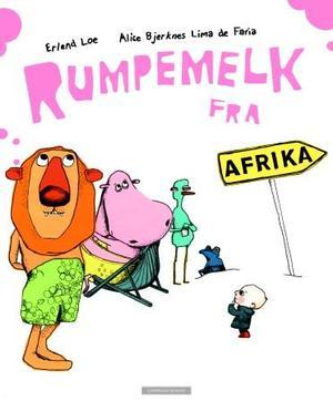 """""""Rumpemelk fra Afrika"""" av Erlend Loe"""