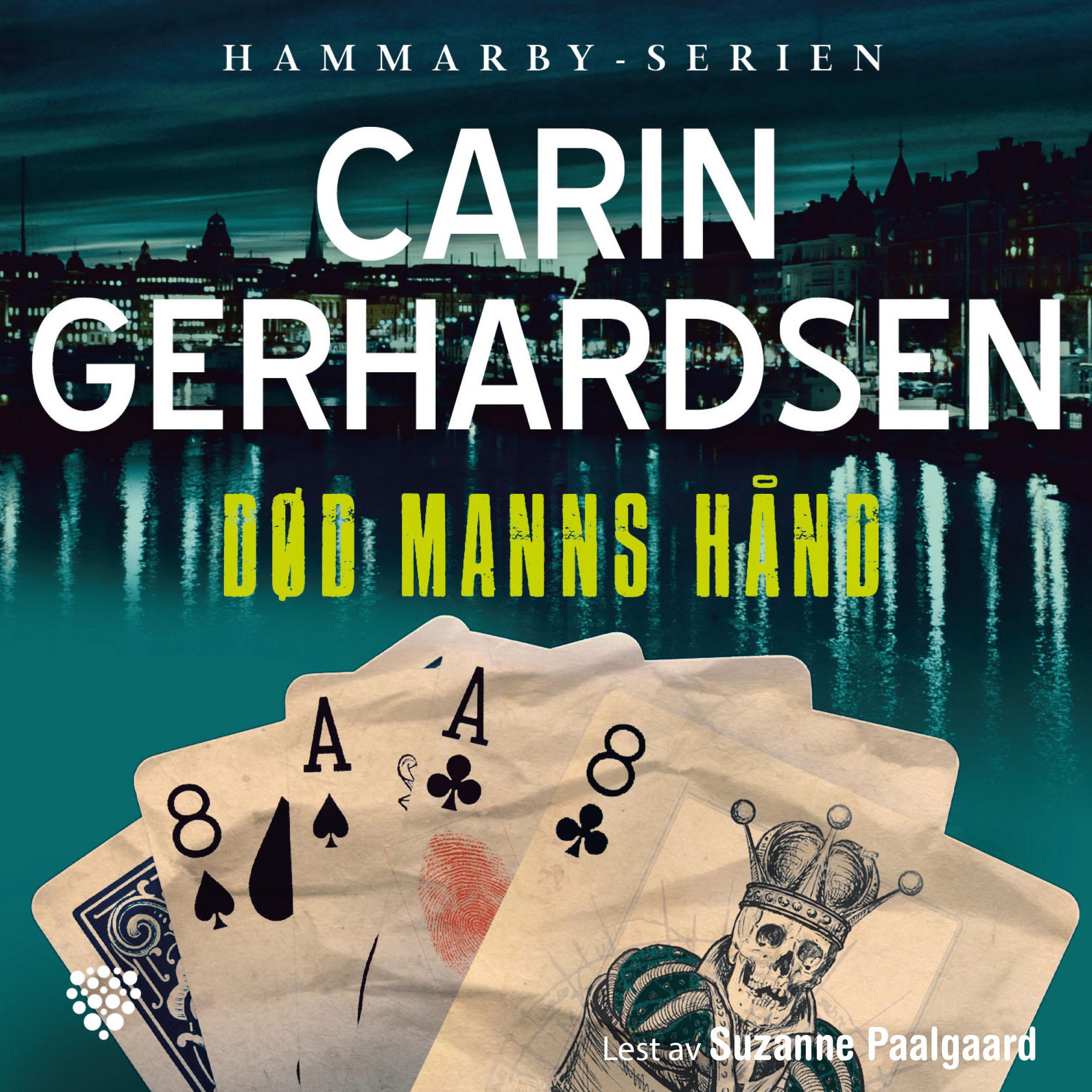 """""""Død manns hånd"""" av Carin Gerhardsen"""