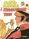 """Corto Maltese i stenbukkens tegn"" av Hugo Pratt"