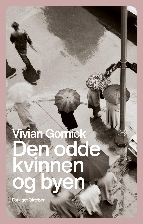 """""""Den odde kvinnen og byen"""" av Vivian Gornick"""