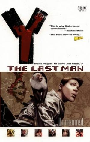 """Y - The Last Man Vol. 1 - Unmanned"" av Brian K. Vaughan"