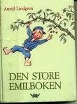 """""""Den store Emilboken"""" av Astrid Lindgren"""