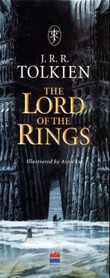 """The lord of the rings - part 1-3"" av J.R.R. Tolkien"