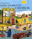 """""""Min første ordbok - norsk-engelsk"""" av Richard Scarry"""