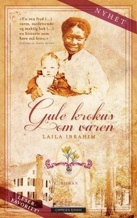 """""""Gule krokus om våren"""" av Laila Ibrahim"""