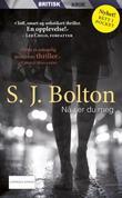 """""""Nå ser du meg"""" av S.J. Bolton"""