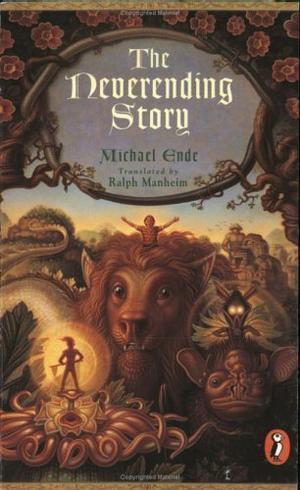 """""""The Neverending Story"""" av Michael Ende"""