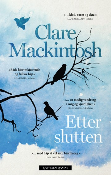 """After the end"" av Clare Mackintosh"