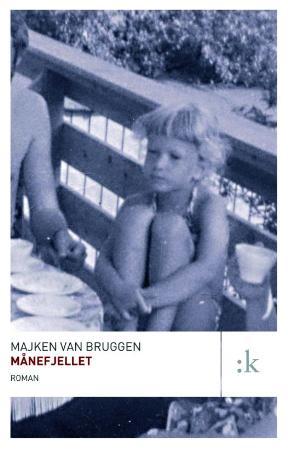 """""""Månefjellet - roman"""" av Majken van Bruggen"""