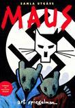 """""""Maus - historia til ein overlevande"""" av Art Spiegelman"""