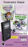 """""""Rampete Robin og tidenes tøffeste tidsmaskin ; Rampete Robin og fotballfantomet"""" av Francesca Simon"""