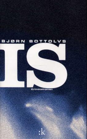 """""""Is - roman"""" av Bjørn Bottolvs"""