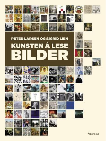"""""""Kunsten å lese bilder"""" av Peter Larsen"""