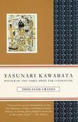 """""""A Thousand Cranes"""" av Yasunari Kawabata"""