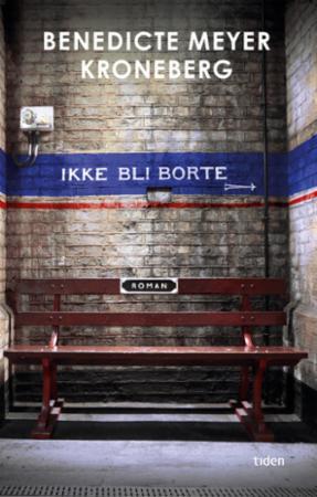 """""""Ikke bli borte - roman"""" av Benedicte Meyer Kroneberg"""