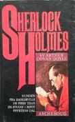 """""""Hunden fra Baskerville ; De fires tegn ; Fryktens dal"""" av Arthur Conan Doyle"""
