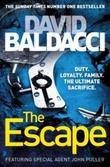 """""""The escape"""" av David Baldacci"""