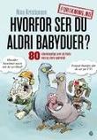 Omslagsbilde av Hvorfor ser du aldri babyduer?
