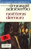 """""""Nattens demon"""" av Margit Sandemo"""
