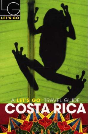 """Costa Rica - a Let's go travel guide"" av Charlene Music"