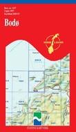 """""""Bodø"""" av Statens kartverk. Landkartdivisjonen"""