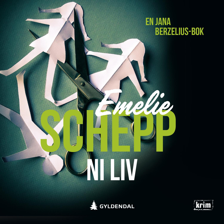 """""""Ni liv"""" av Emelie Schepp"""
