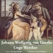 """""""Unge Werther"""" av Johann Wolfgang von Goethe"""