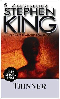 """""""Thinner"""" av Stephen King"""