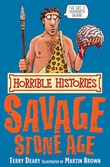 """horrible histories savage stone age"" av Collectif"