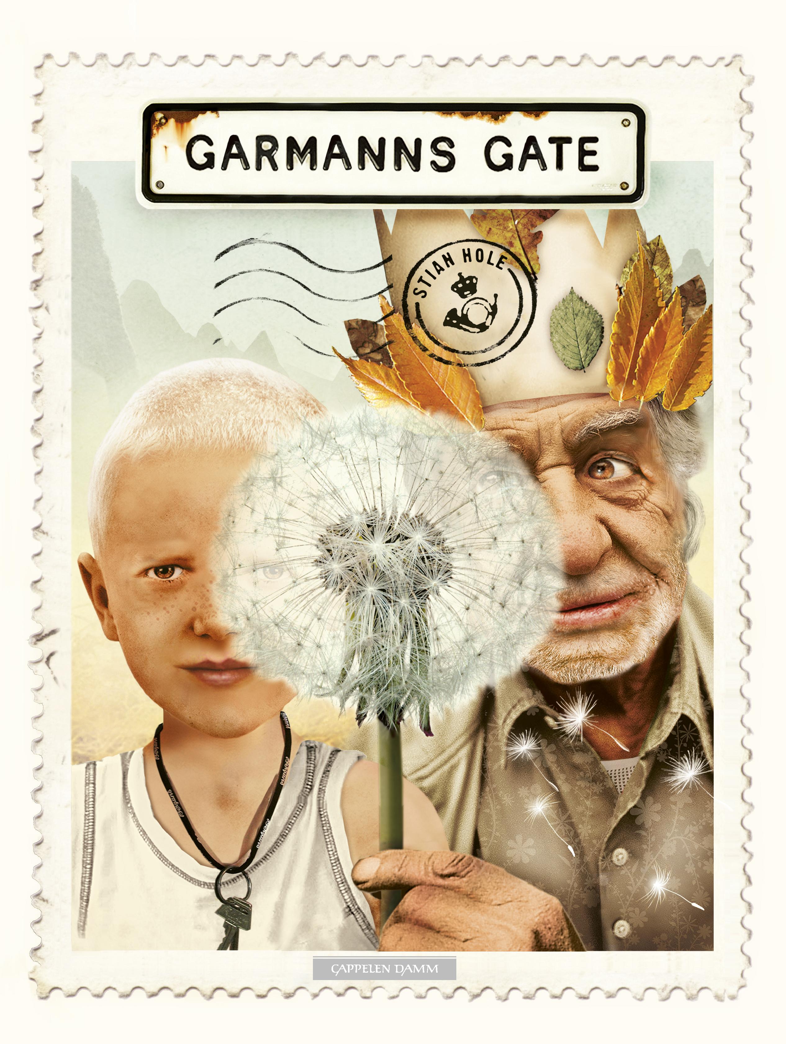 """""""Garmanns gate"""" av Stian Hole"""
