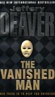 """""""The vanished man"""" av Jeffery Deaver"""