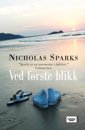 """""""Ved første blikk"""" av Nicholas Sparks"""